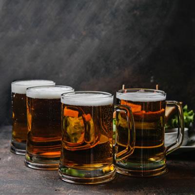 come abbinare la birra al tartufo