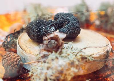 Differenze in cucina tra il tartufo bianco ed il tartufo nero